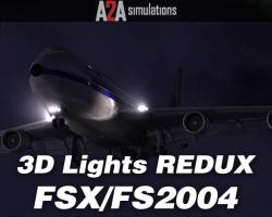 3D Lights Redux for FSX/FS2004