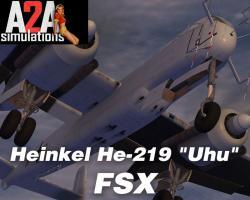 "Aircraft Factory: Heinkel He-219 ""Uhu"""