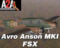 Aircraft Factory: Avro Anson MKI