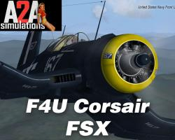 Aircraft Factory: F4U Corsair
