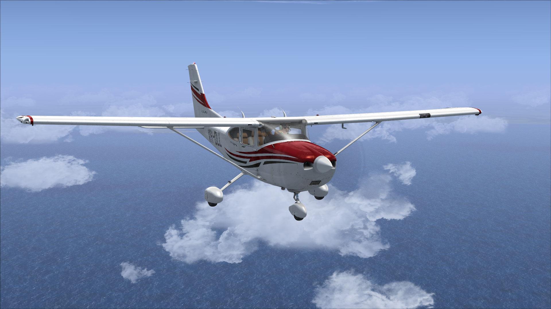 Cessna 182 Skylane Accu Sim For Fsxp3d By A2a Simulations