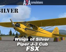 Piper J-3 Cub Accu-Sim