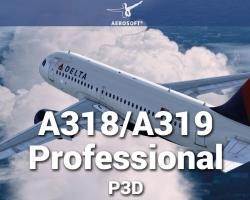 A318/A319 Professional for P3D
