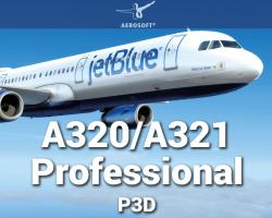 A320/A321 Professional for P3D