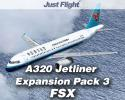 A320 Jetliner Expansion Pack 3