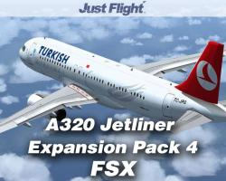 A320 Jetliner Expansion Pack 4
