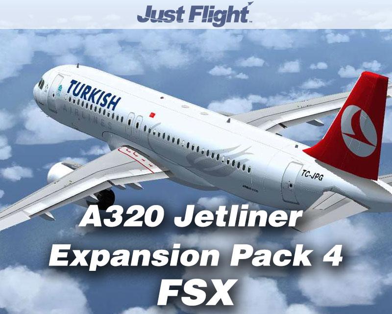 A320 Jetliner Expansion Pack 4 for FSX