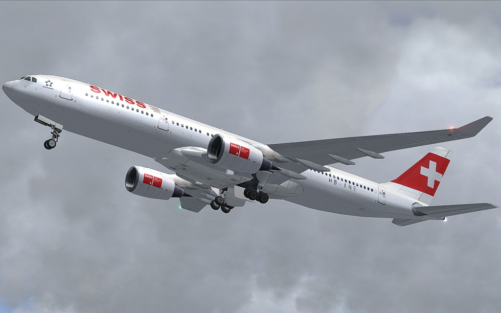 Airbus A (House Colors) for FSX