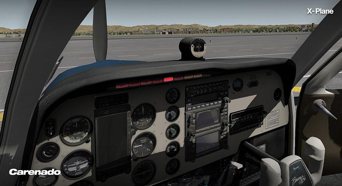 Beechcraft A36 Bonanza for X-Plane