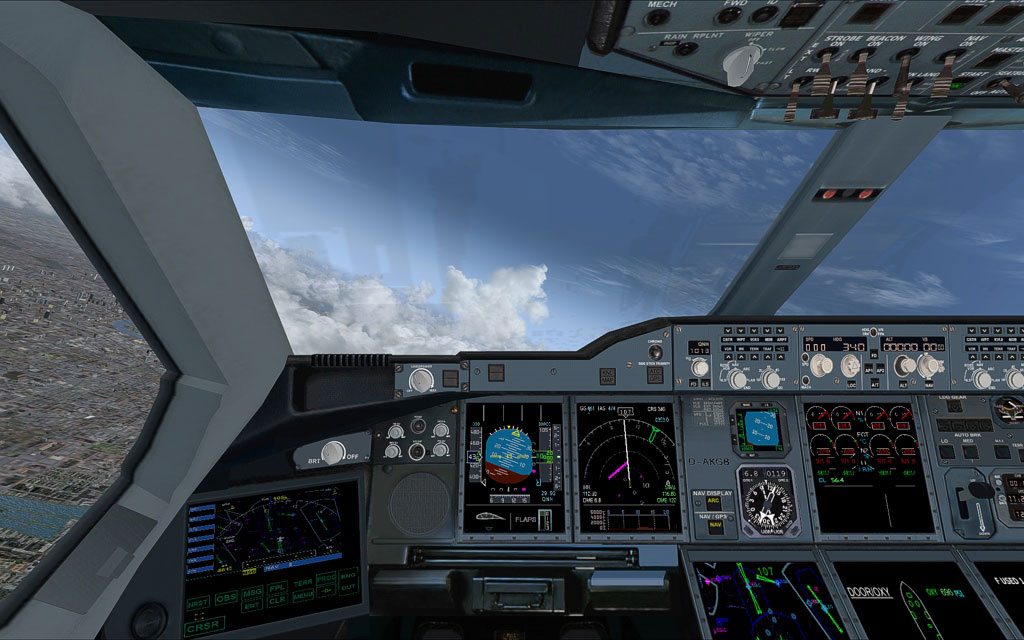 Airbus A380 Family v3 for FSX