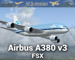 Airbus A380 GP7000 Sound Pack for FSX/P3D by Turbine Sound Studios