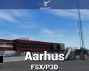 Aarhus (EKAH) Scenery for FSX/P3D