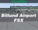 Billund Airport Scenery for FSX