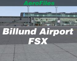 Billund Airport Scenery for FSX