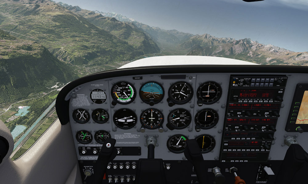 Ikarus Aerofly FS Flight Simulator for Windows/Mac OS X