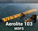 Aero-Works Aerolite 103 for MSFS