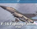 F-16 Fighting Falcon for FSX