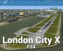 London City Airport X Scenery for FSX