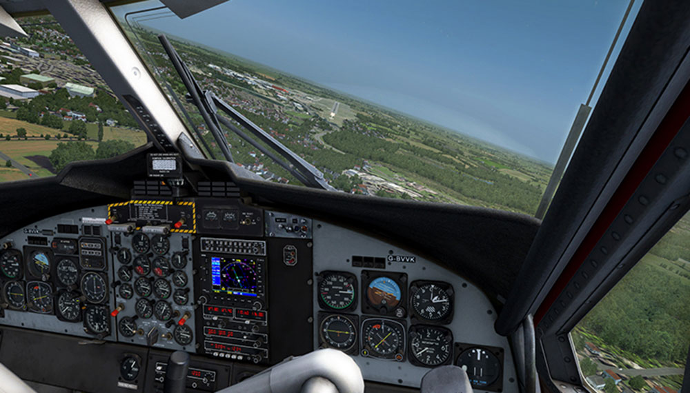 Twin Otter Extended for FSX/P3D