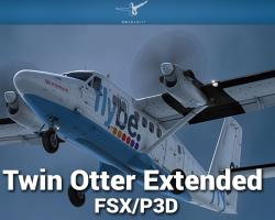 DHC-6 Twin Otter Pilot Edition Sound Pack for FSX/P3D by