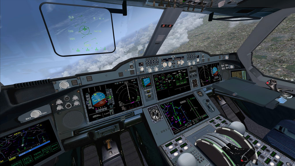 Airbus a350 family v2 for fsx by afs design for Interior design simulator online free
