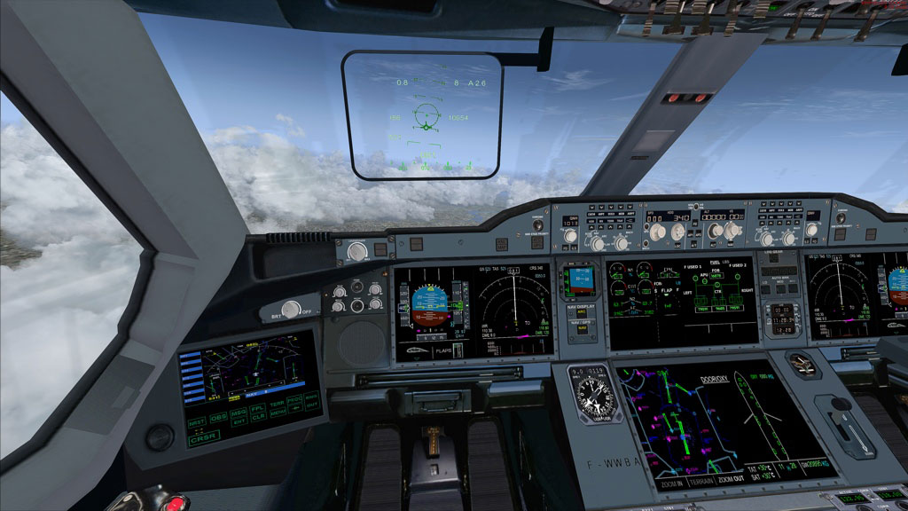Airbus A350 Family v2 for FS2004