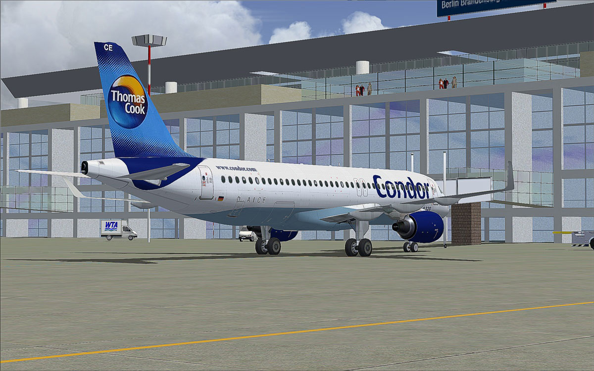 Airbus A320 Family v2 for FSX