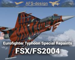 Eurofighter Typhoon Special Repaints