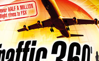 Just Flight's Traffic 360 AI Traffic addon for FSX