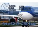 Airbus 3XX IAE-V2500 Sound Pack for FSX/P3D