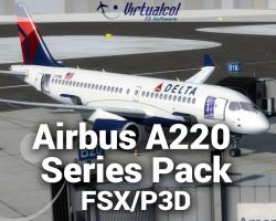 Airbus A220 Series Pack