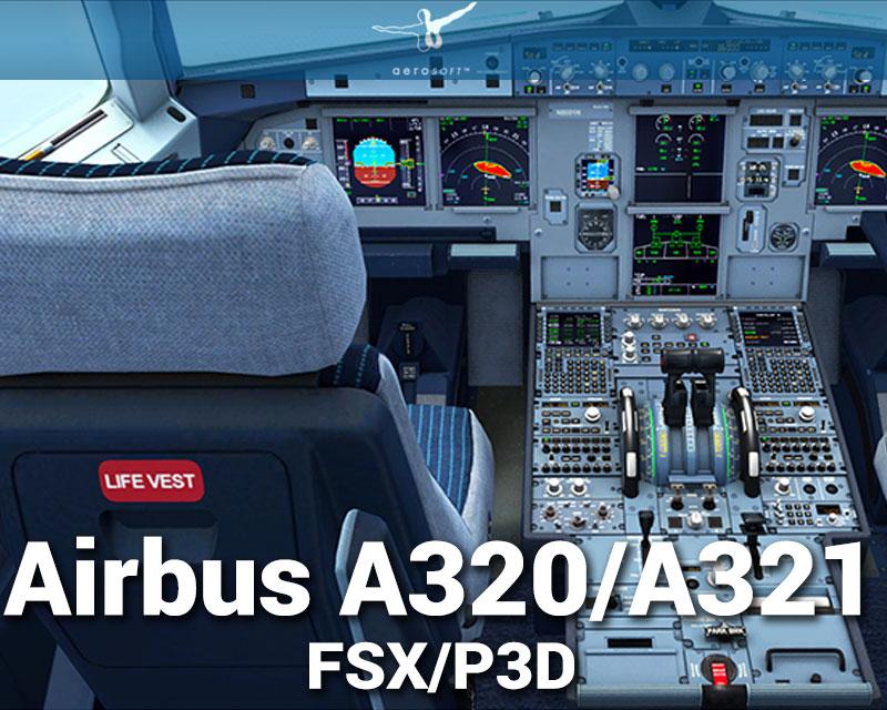 🌈 Aerosoft a320 p3d v3 download | Aerosoft Airbus Bundle (A318/319