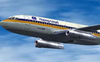 Hapag-Lloyd Boeing 737