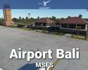 Airport Bali Ngurah Rai International Airport (WADD) Scenery for MSFS
