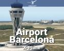 Airport Barcelona (LEBL) Scenery for X-Plane