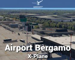 Airport Bergamo Scenery