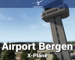 Airport Bergen for X-Plane