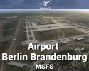 Airport Berlin Brandenburg (EDDB) Scenery for MSFS
