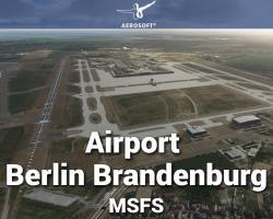 Airport Berlin Brandenburg (EDDB) Scenery