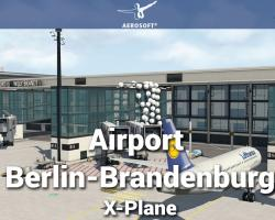 Airport Berlin-Brandenburg Scenery