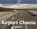 Chania Ioannis Daskalogiannis Airport (LGSA) Scenery for MSFS