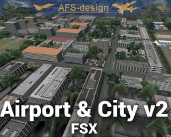 Airport & City v2 Scenery Enhancement