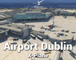 Airport Dublin v2.0 for X-Plane 11