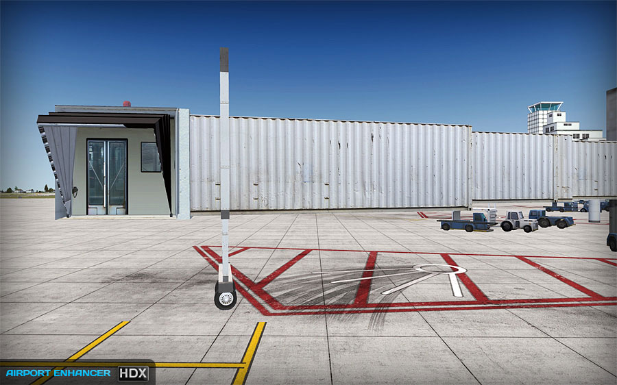 Airport Enhancer HDX for FSX/P3D