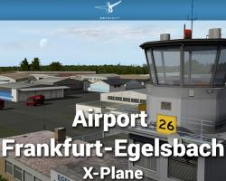Airport Frankfurt-Egelsbach Scenery for X-Plane