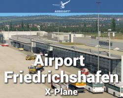 Airport Friedrichshafen Scenery