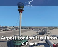 Airport London-Heathrow Scenery