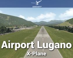 Airport Lugano Scenery for X-Plane 11