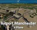 Airport Manchester for X-Plane