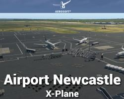 Airport Newcastle Scenery